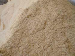 polvere di legno