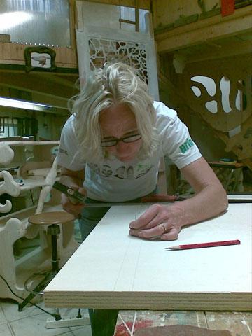 Hobby fai da te femminili prova con la falegnameria for Hobby del legno