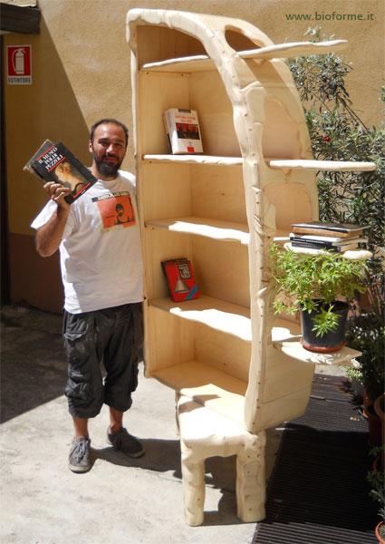 Mobili libreria librerie design arredamento librerie for Libreria mobili design