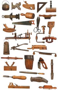 Utensili da legno