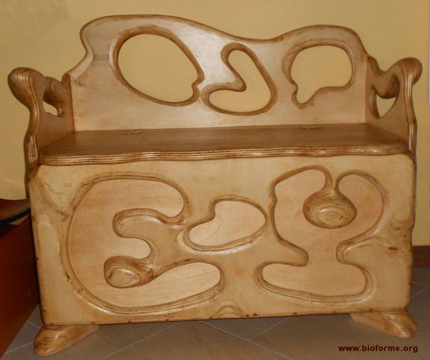 Cassapanca in legno fai da te bioforme facile for Cassapanca fai da te