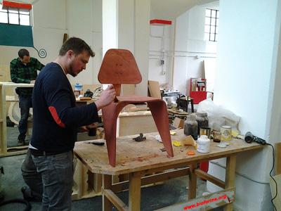 Lavorare il legno per hobby