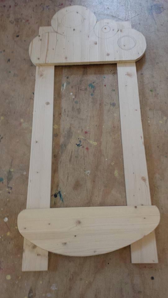 Come costruire una cornice specchio fai da te in 7 for Come costruire i passaggi della scatola