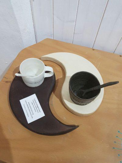 ceramica e legno