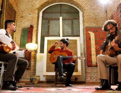 Trio Manuel Buda, Ashti Abdo, Fabio Marconi