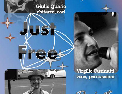 Just Free e Ornella Vinci in concerto