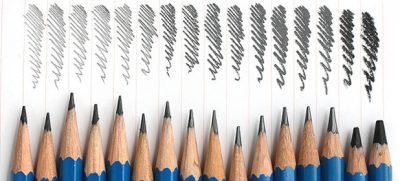 durezza matite