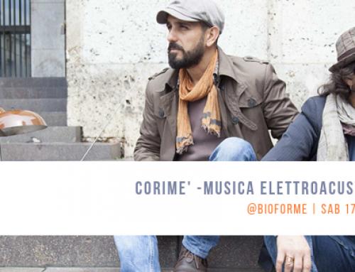 CORIME'- musica elettroacustica ad alto impatto!