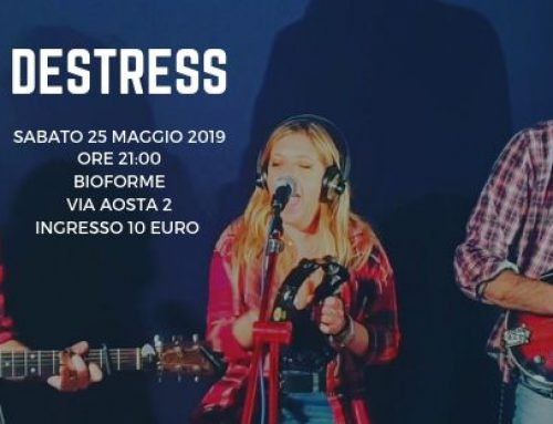 Destress – Live@Bioforme